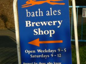 Bath Ales shop