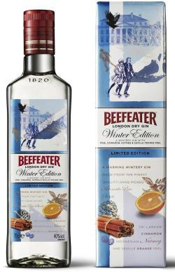 Beefeater Winter Gin
