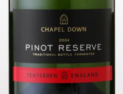 Chapel Down Pinot Reserve 2004
