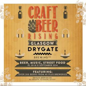Craft Beer Rising at Drygate