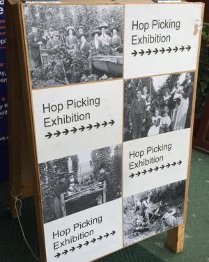 Hop Project exhibition