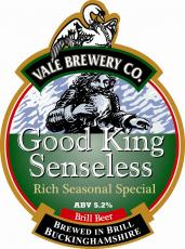 Vale Brewery - Good King Senseless